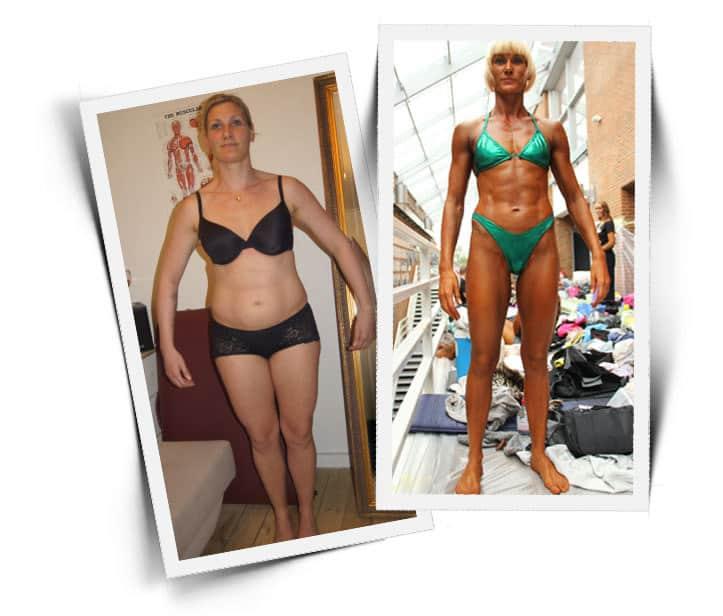 vægttab træningsprogram