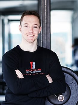 Personlilg træner indenfor Fitness og sundhed