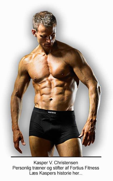 Få en personlig privat træner hos Fortius Fitness