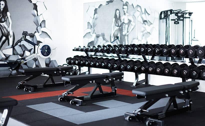 Fortius Fitness Silkeborg center