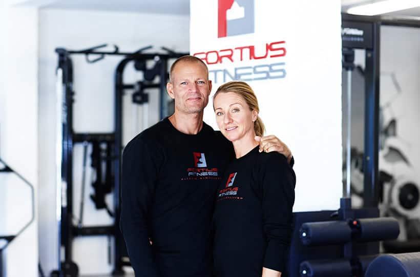 FOrtius Fitness Erhverv
