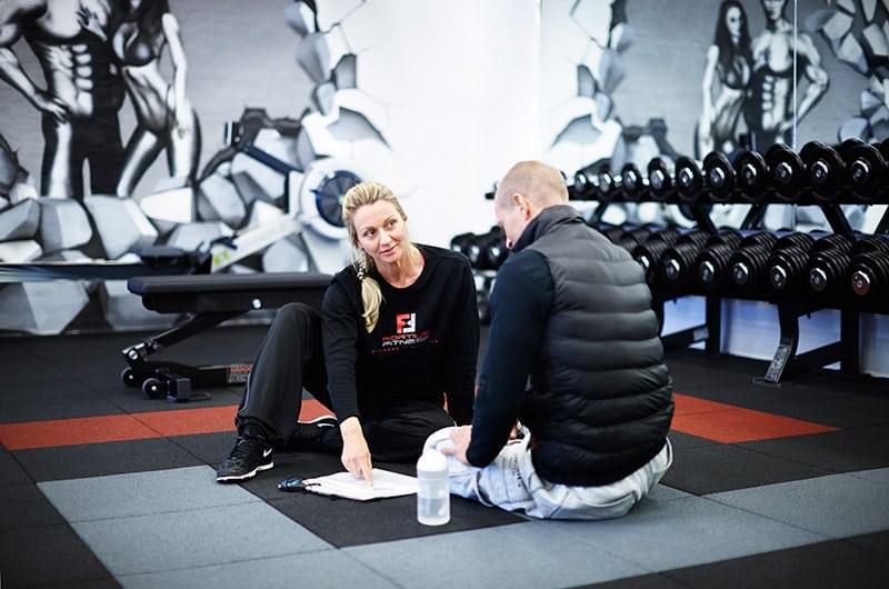 personlig træner pris