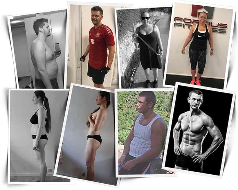 personlig fitness træner